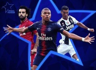 UCL 2018/19 fixtures