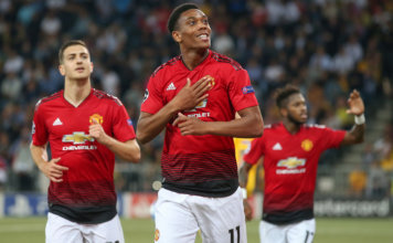 BSC Young Boys v Manchester United - UEFA Champions League Group H