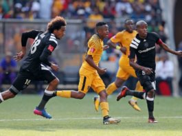 Pirates VS Chiefs