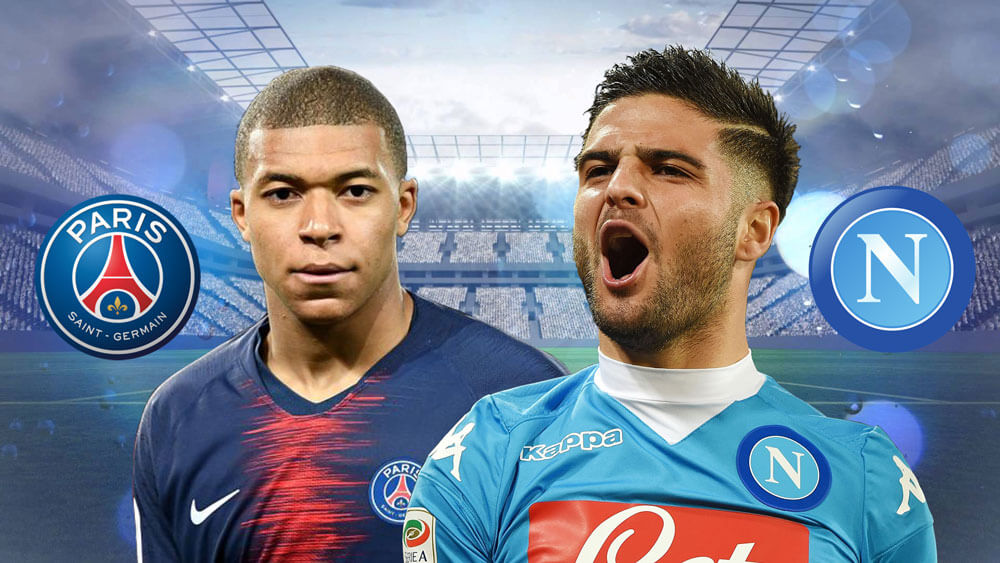 Napoli Will Chase A Key Victory Over Paris Saint Germain When The Teams Meet In A Uefa Champions League Group C Match At Stadio San Paolo On Tuesday