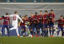 CSKA VS Roma