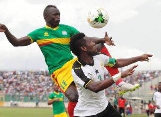 Ghana VS Ethiopia