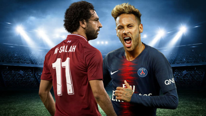 PSG Look For Revenge Against Liverpool Goli Sports