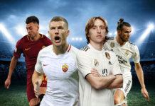Roma-VS-Real-Madrid