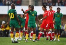 Morocco vs Cameroon