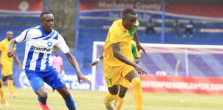 Mathare United and AFC Leopards