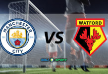 Man city VS Watford