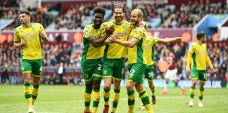 Norwich City win English Championship