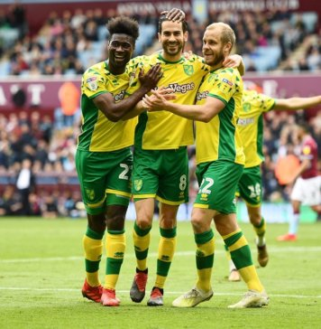 Norwich City win English Championship