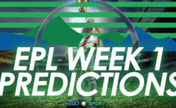 Goli-Week-1-EPL-Prediction