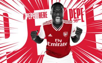 Pepe Arsenal