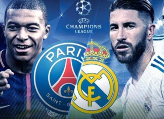 real madrid vs psg