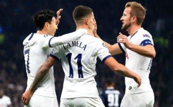 Crvena Zvezda v Tottenham Hotspur