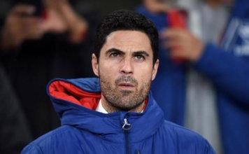Mikel Arteta - Arsenal manager