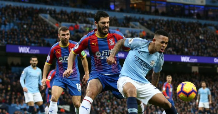 man city vs crystal palace