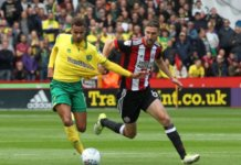 Sheffield United v Norwich City