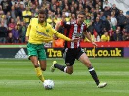 Sheffield United v Norwich City