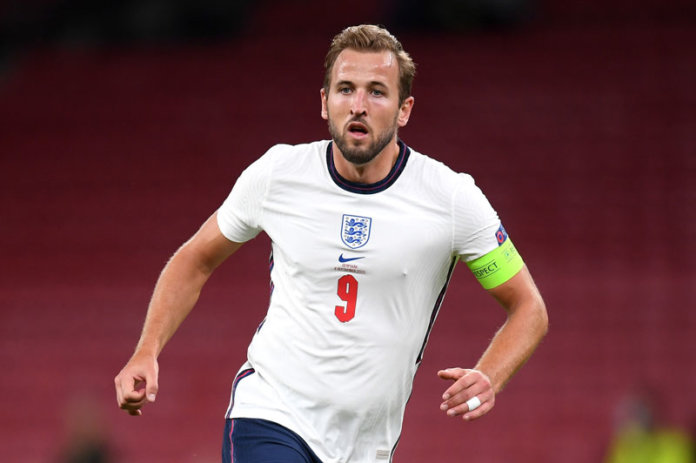 Harry Kane of England