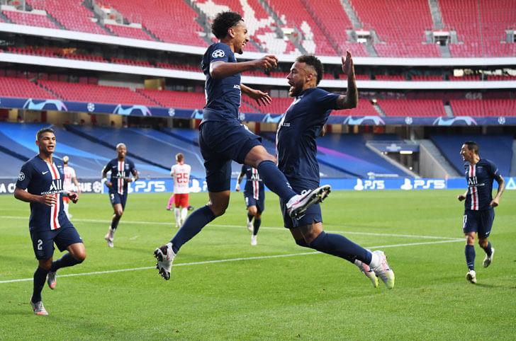 Neymar of PSG